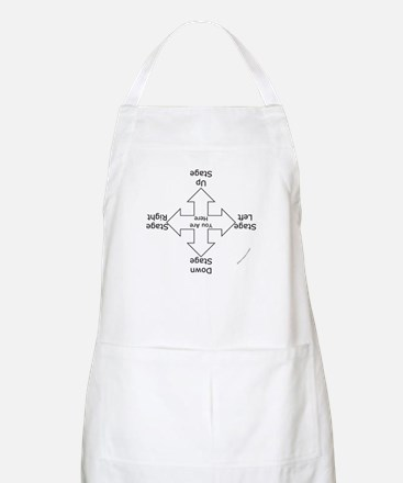 Stage Directions BBQ Apron