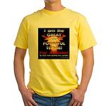TSG Gear The Wizard of Tech Yellow T-Shirt