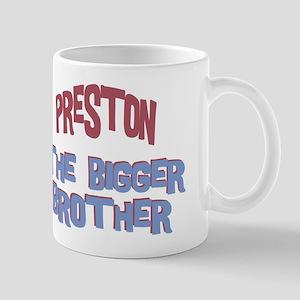Preston - The Bigger Brother Mug