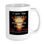 TSG Gear Wizard of Tech Large Mug