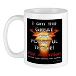 TSG Gear Wizard of Tech Mug