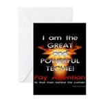 TSG Gear Wizard of Tech Greeting Cards (Pk of 20)