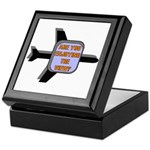 *NEW DESIGN* Are You Enjoying The View? Tile Box