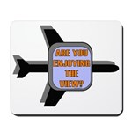 *NEW DESIGN* Are You Enjoying The View? Mousepad