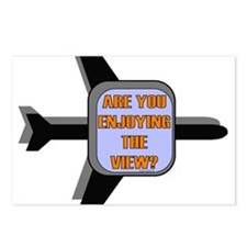 *NEW DESIGN* Are You Enjoying The View? Postcards