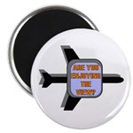 *NEW DESIGN* Are You Enjoying The View? Magnet