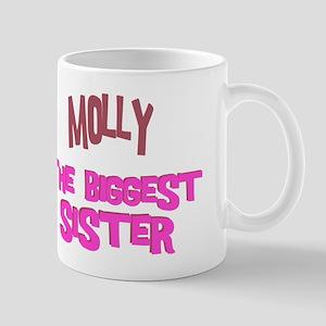 Molly - The Biggest Sister Mug