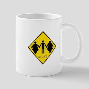 2/5's=a10 Mug