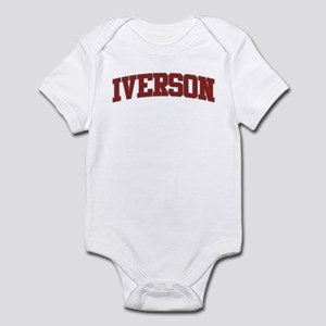 IVERSON Design Infant Bodysuit