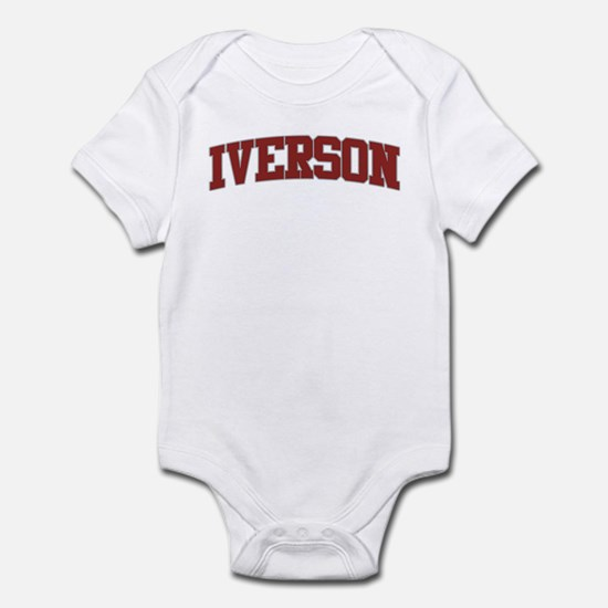 IVERSON Design Infant Bodysuit