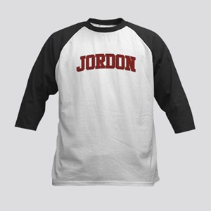 JORDON Design Kids Baseball Jersey