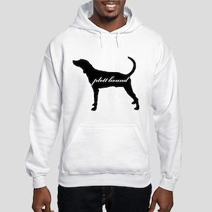 Plott Hound DESIGN Hooded Sweatshirt