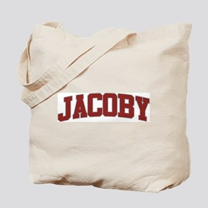 JACOBY Design Tote Bag