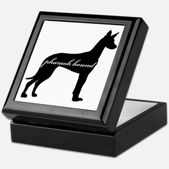 Pharaoh Hound DESIGN Keepsake Box