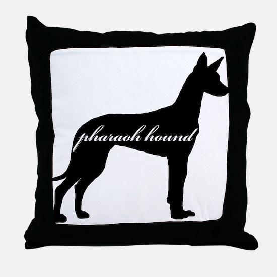 Pharaoh Hound DESIGN Throw Pillow