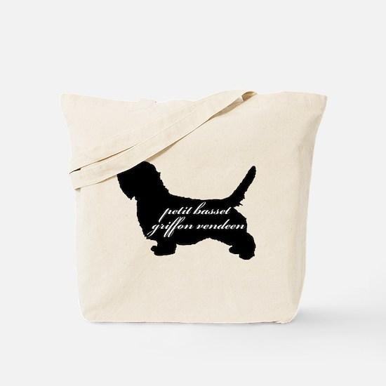 PBGV DESIGN Tote Bag