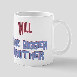 Will - The Bigger Brother Mug