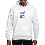 Navy Brat - Hooded Sweatshirt