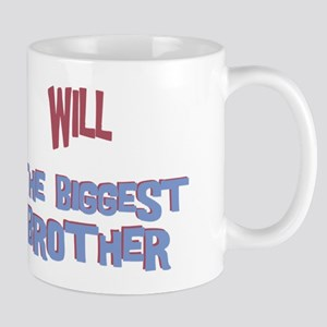 Will - The Biggest Brother Mug