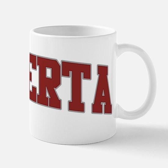 HUERTA Design Mug