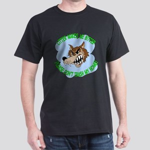 Bitter Litter Wolf Dark T-Shirt