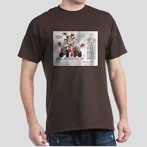 Poli Ticks Dark T-Shirt