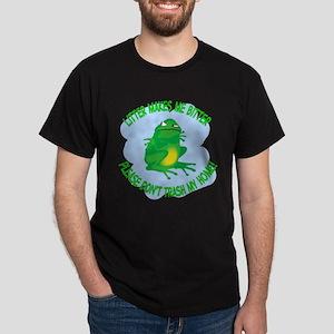 Bitter Litter Frog Dark T-Shirt