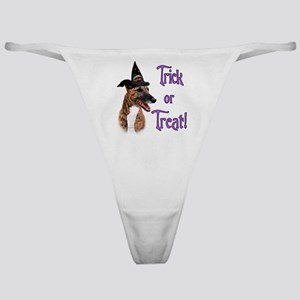 Greyhound brindle Trick Classic Thong