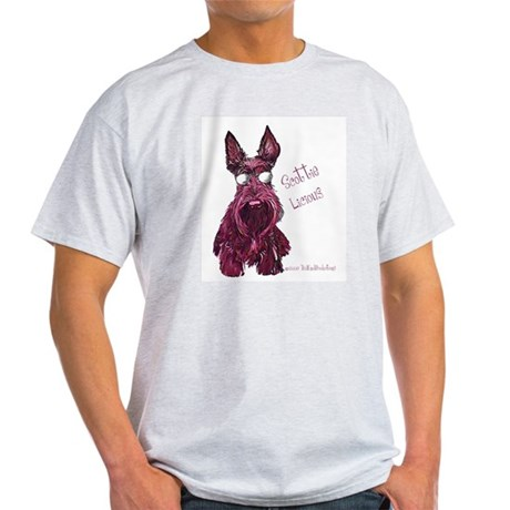 Scottish Terrier Scottielicio Light T-Shirt