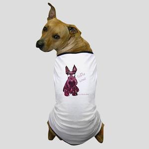 Scottish Terrier Scottielicio Dog T-Shirt