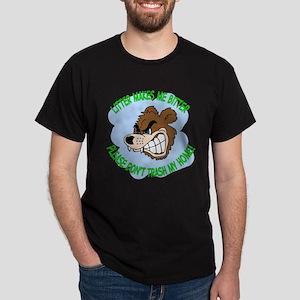 Bitter Litter Bear Dark T-Shirt