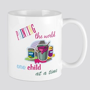 Painting The World... Mug