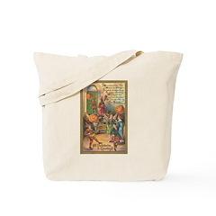 Halloween Fairies Tote Bag
