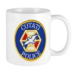 Cotati Police Mug