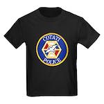 Cotati Police Kids Dark T-Shirt