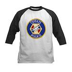 Cotati Police Kids Baseball Jersey