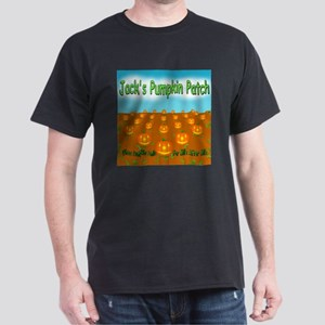 Jack's Pumpkin Patch Dark T-Shirt