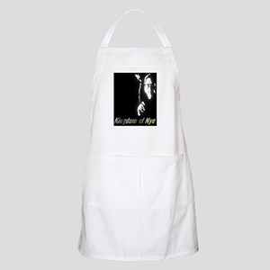 Kingdom of Nye BBQ Apron