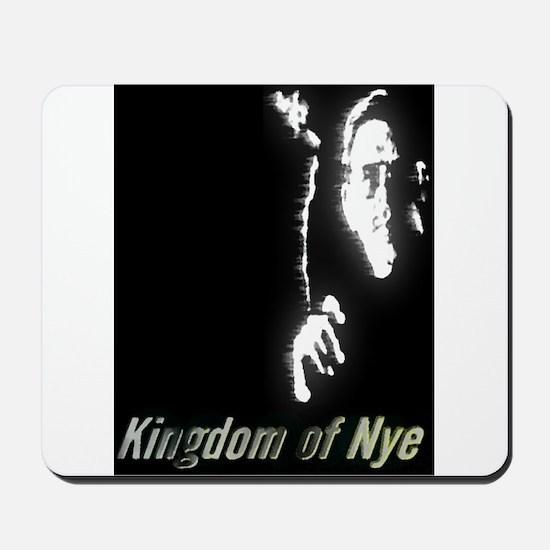 Kingdom of Nye Mousepad