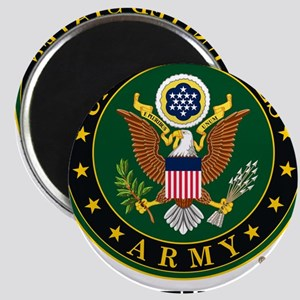 Army Emblem Ret.. Magnets