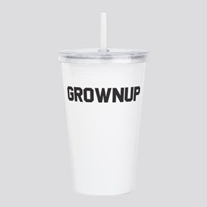 Grownup Gift for Adult Acrylic Double-wall Tumbler