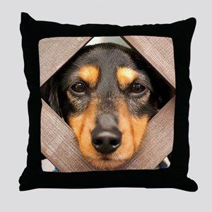 Where R U Going? Throw Pillow