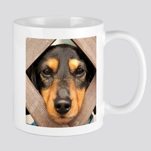Where R U Going? Mug