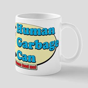 Human Garbage Can Mug