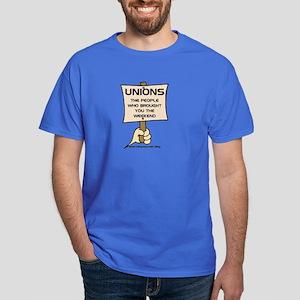 Union Weekends Dark T-Shirt