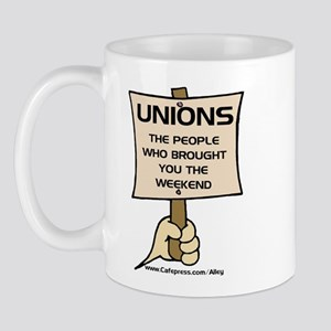 Union Weekends Mug