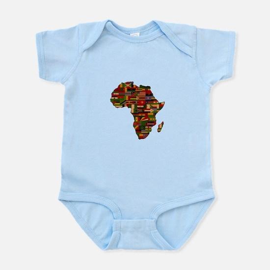 AFRICA Body Suit