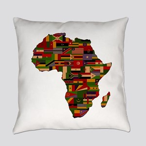 AFRICA Everyday Pillow