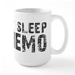 Eat Sleep Chemo Large Mug