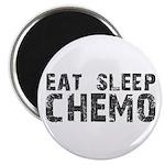Eat Sleep Chemo Magnet